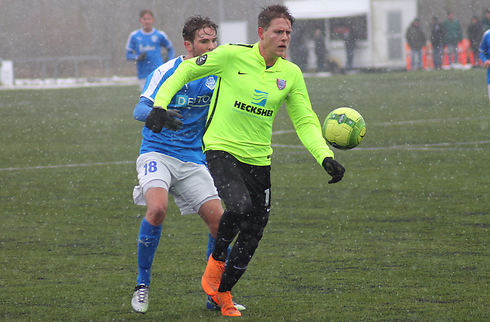 Nicolai Vallys scorede to i Skovshoved-sejr