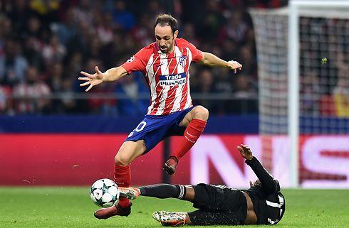 Atletico-back vil have sin kontrakt forlænget