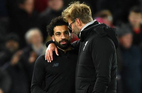 Klopp er ikke bange for at miste Salah