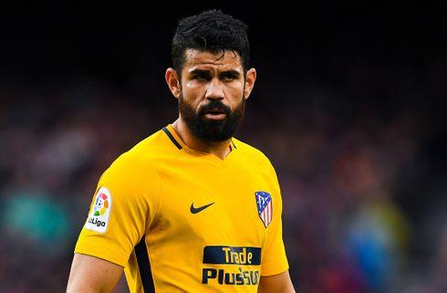 Karantæneramte Diego Costa ramt af ny skade