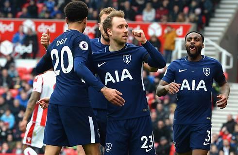 Christian Eriksen strålede i Tottenham-triumf
