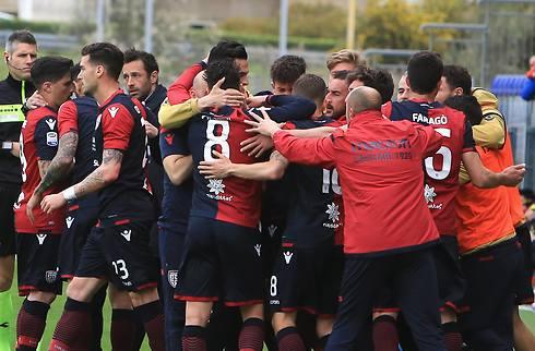 Sejrsløse Chievo skøjtede ud af Coppa Italia