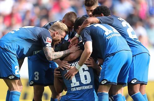 Hoffenheim forlænger med tjekkisk profil