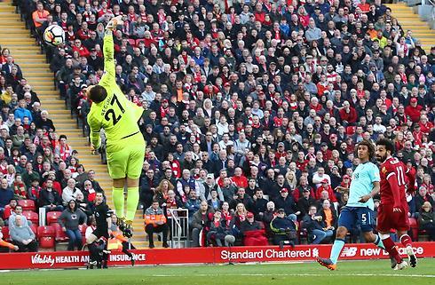 Ny Salah-perle i sikker Liverpool-sejr