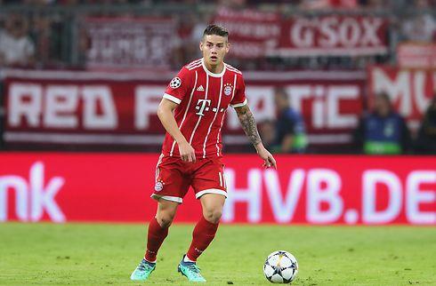 James: Det bliver specielt mod Real Madrid