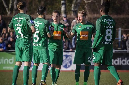 Esbjergs ti mand klarede 0-0 mod Viborg