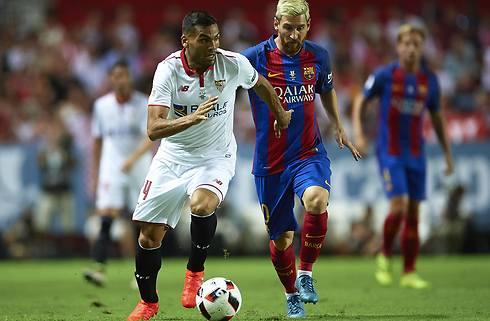 Sevilla-forsvarer rykker til Qatar