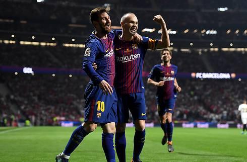 Messi er ny anfører i Barcelona