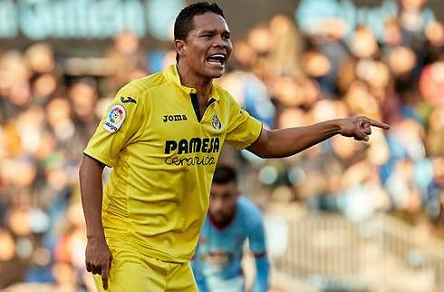 Bacca afgjorde halvsløjt bundbrag i La Liga