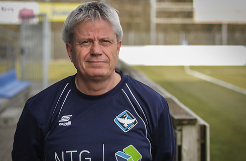 Henrik Lehm siger farvel til HB Køge