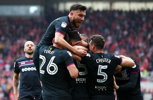 Aston Villa klar til playoff-finalen på Wembley