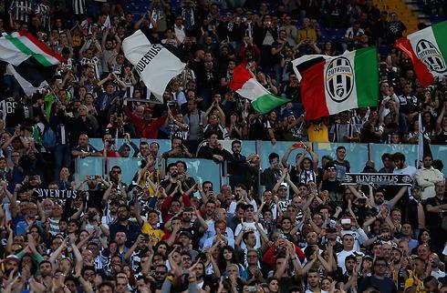 Andrea Favilli er til lægetjek i Juventus