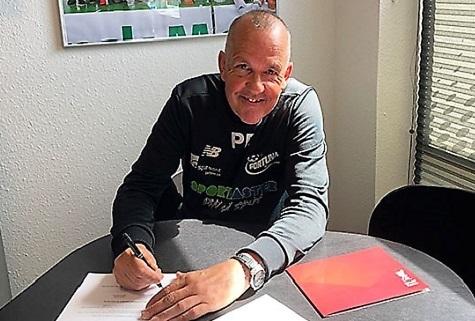 Peter Enevoldsen forlænger med Fortuna Hjørring