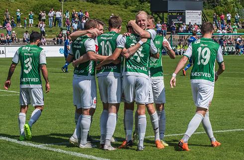 To sene Næstved-scoringer nedlagde Lyngby