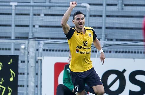 Babayan fik en halv time for Armenien