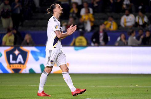Kæk Zlatan: Toronto bliver husket pga. mit mål