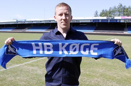Morten Karlsen er ny HB Køge-træner
