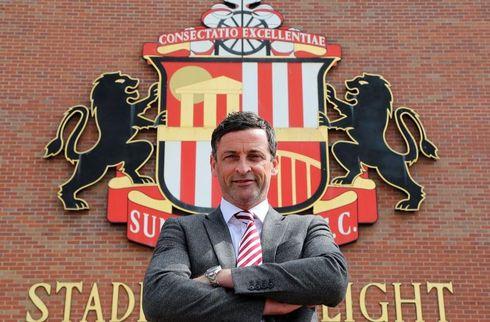 Sunderland bryder med manageren