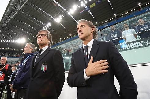 Roberto Mancini er træt af Azzurri-krise