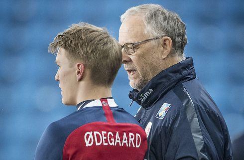 Norge håber at forlænge med landstræneren
