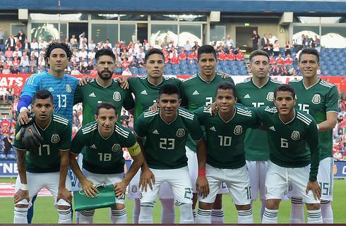Skadet forsvarsspiller misser VM for Mexico