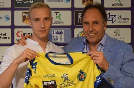Medie: Tobias Salquist skifter til norsk fodbold