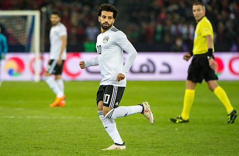 Salah forlader den egyptiske landsholdslejr