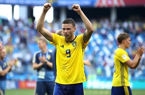 Fræk hælassist i svensk sejr over Malta