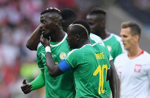 Senegal-spids: Er som en stor familie
