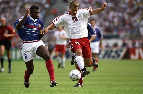 Husker du Danmarks kampe mod Frankrig?