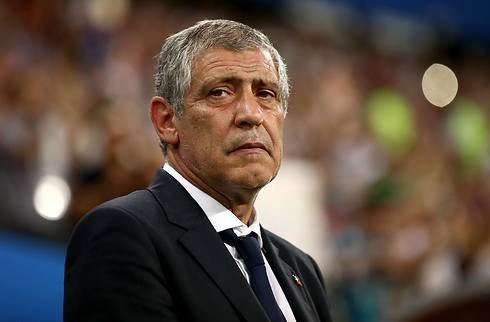 Santos er utilfreds med dele af Portugals spil