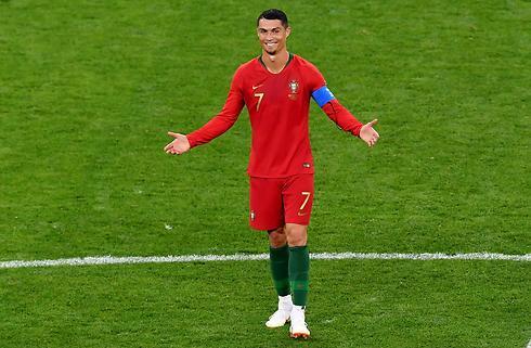 Ronaldo er tilbage på Portugals landshold