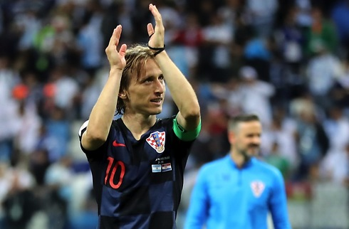 Modric: Stor fejl at undervurdere Kroatien