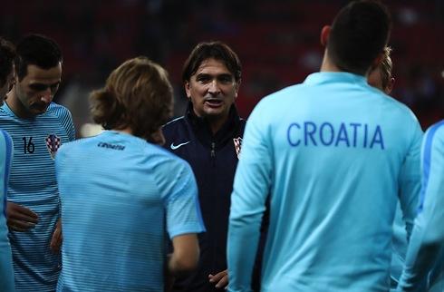 Kroatisk landstræner: Tilbage hvor vi hører til