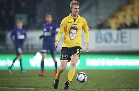 Bjarke J. satser på klarmelding til FCK-kamp