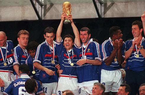 Kan du huske disse spillere fra VM 1998?