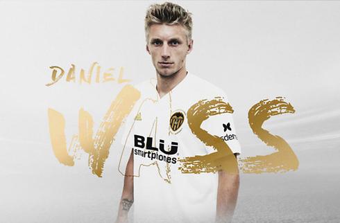 Officielt: Daniel Wass er Valencia-spiller