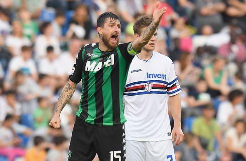 Lazio giver Sassuolo-stopper fem år