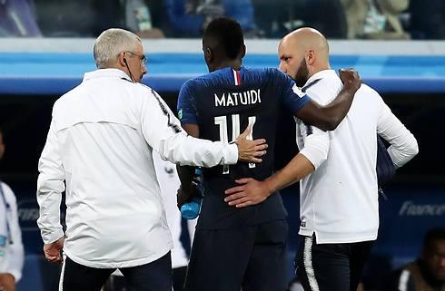 Matuidi og Giroud ventes finaleklar