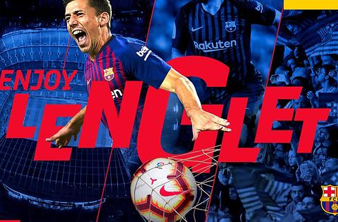 Officielt: Barca gafler Sevillas Lenglet