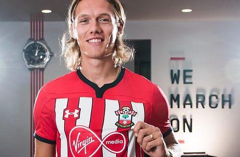 Officielt: Jannik V. rykker til Southampton