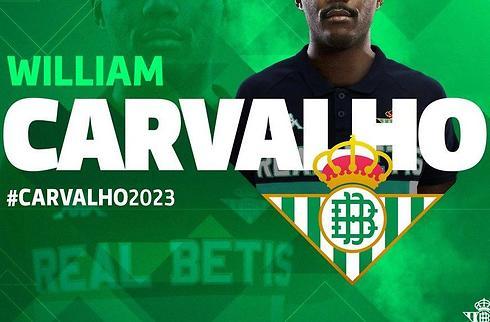 William Carvalho rykker til Betis