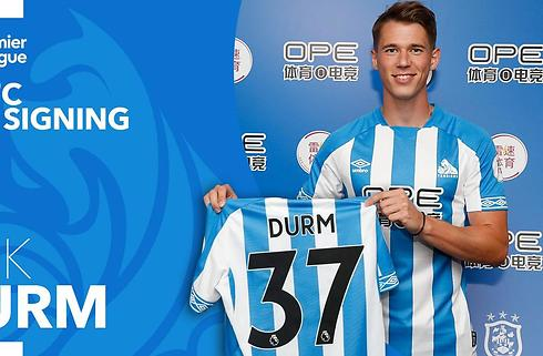 Huddersfield skriver med tysk landsholdsspiller