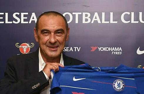Officielt: Sarri er ny Chelsea-manager