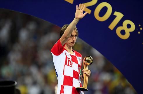Southgate: Kroatisk midtbane blandt de bedste