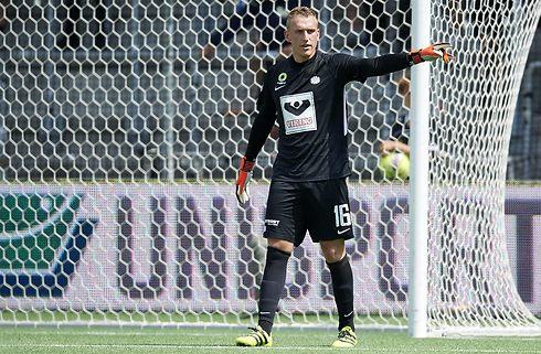 Esbjerg-keeper: Jeg tager for store chancer
