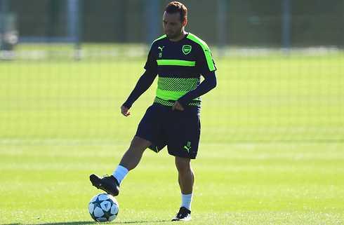 Santi Cazorla får kontrakt i Villarreal