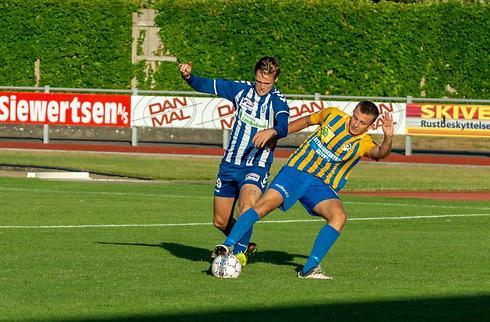 Tidligere Viborg-talent fortsætter i Skive