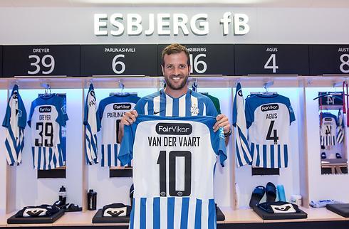 EfB: Van der Vaart er en god rollemodel