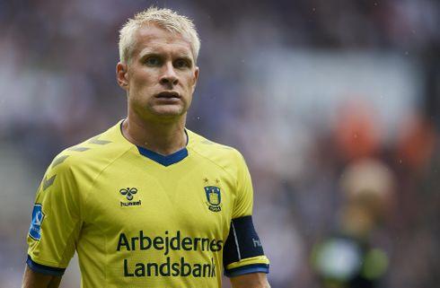 Larsson taler ikke forlængelse med Brøndby